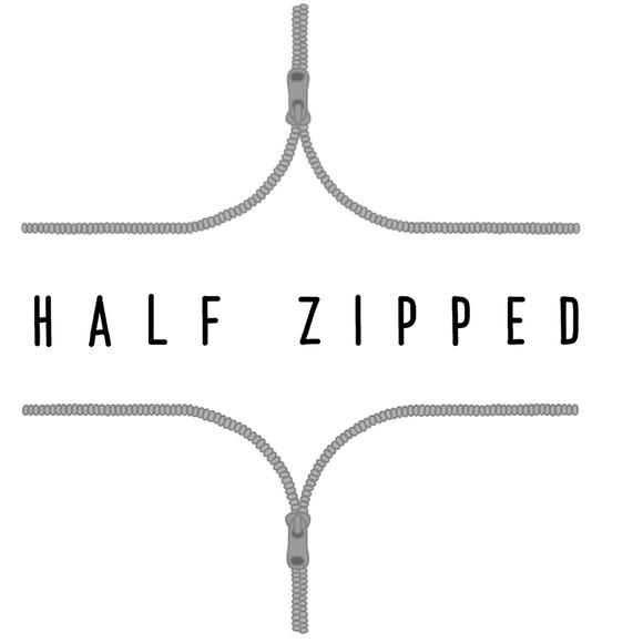 halfzipped
